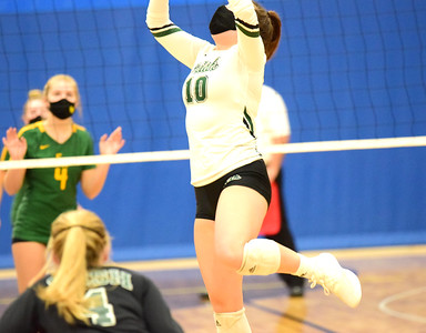 HS Sports - Flat Rock & Annapolis Regional Volleyball