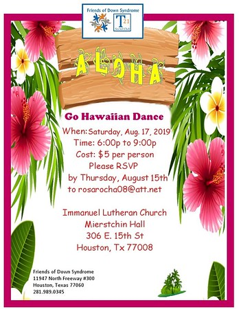 Go Hawaiian Dance 2019