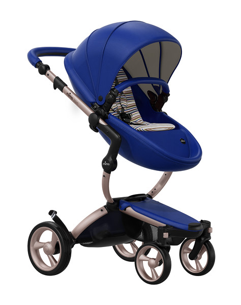 Mima_Xari_Product_Shot_Royal_Blue_Rose_Gold_Chassis_Autumn_Stripe_Seat_Pod.jpg