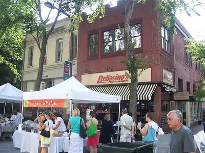 Gvl Downtown Farmers Market Jul10