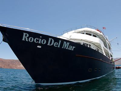 August 2012: Sea of Cortez Aboard the Rocio Del Mar