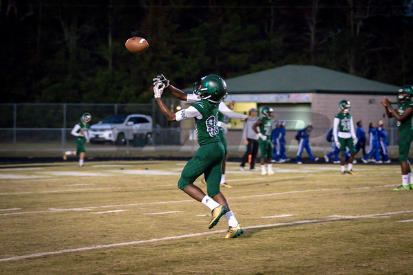 Woodland vs Silverbluff FB 11-3-17