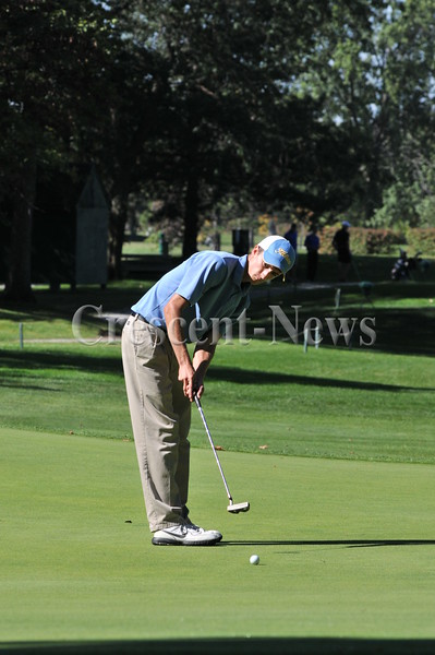 09-26-13 Sports D-III boys golf sectionals @ Auglaize