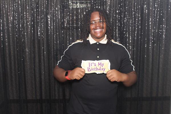 Gee's birthday
