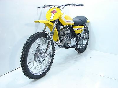 1972 Suzuki TS250X