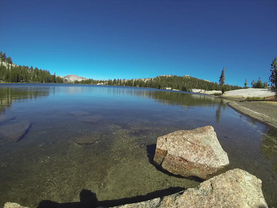 Cathedral Lakes  8-29-13