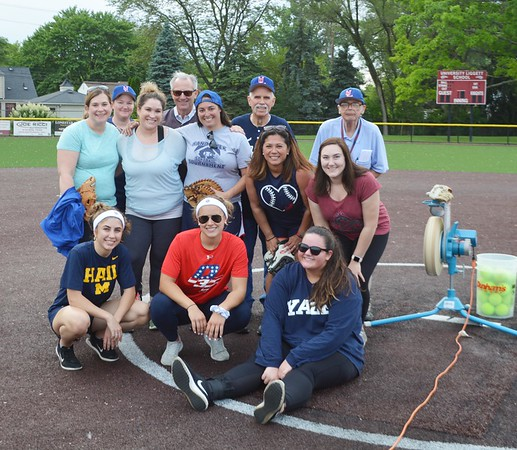 2019 Alumni Softball Game