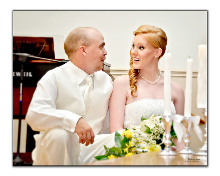 Nick and Kayla - Wedding