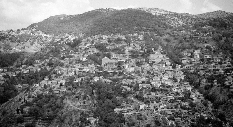 Lagadia, Greece (August 2001)