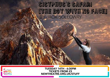 Sisyphus's Safari (The Boy With No Face) poster