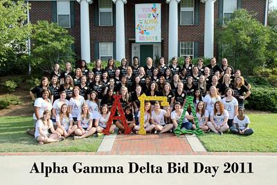 2011 Alpha Gamma Delta