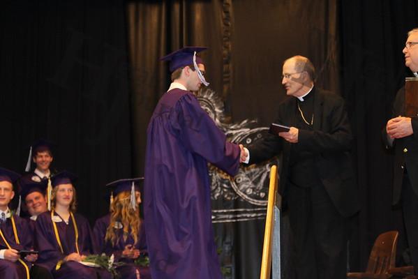 Holy Trinity's 2016 graduation