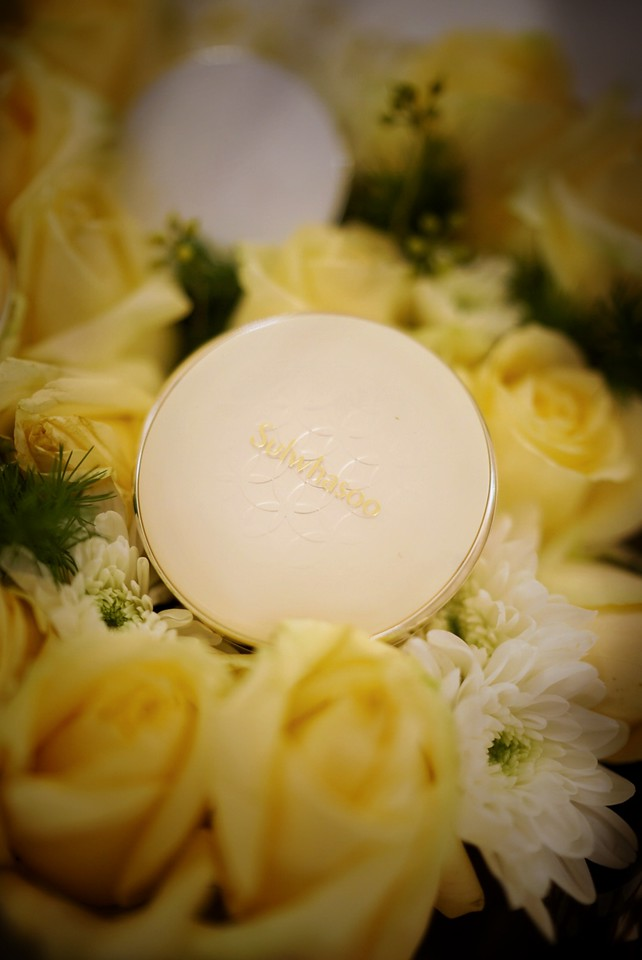 sulwhasoo pefecting cushion ex