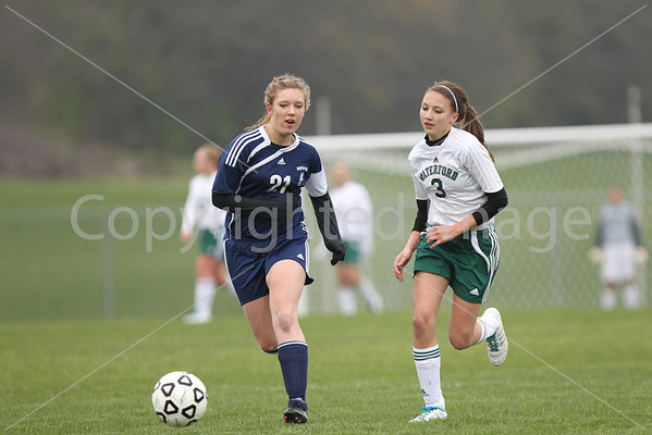 2012 Waterford High School Girls' Soccer