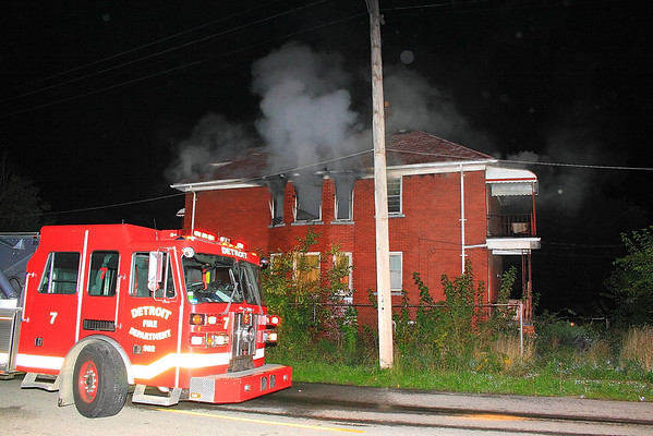Detroit Box Alarm Vermont St