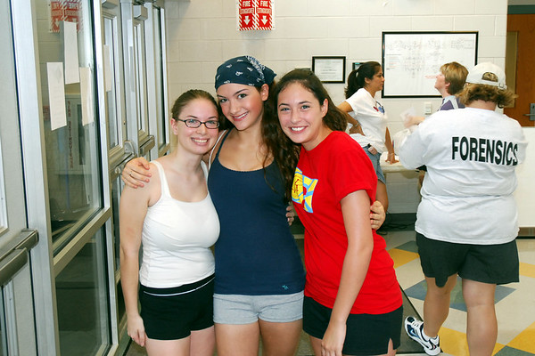 2006-07-31: Band Camp Day 1