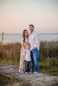 The Burlison Family / Fall 2018