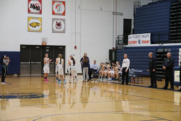 CG vs. Jacobs (Varsity Girls Basketball)
