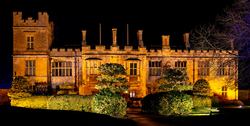 Sudeley Spectacle of Light 2018
