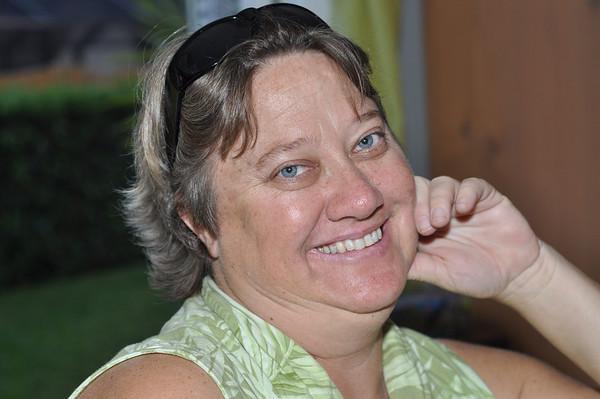 Prudence's Birthday Mar 2009