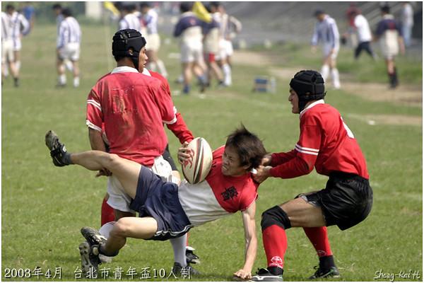 2003台北市青年盃10人制