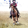 Western rider.