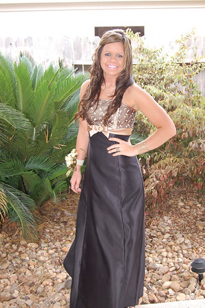 Pasadena Memorial HS Prom 2011