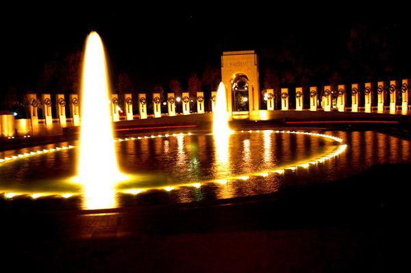 WORLD WAR II MEMORIAL WASHINGTON DC