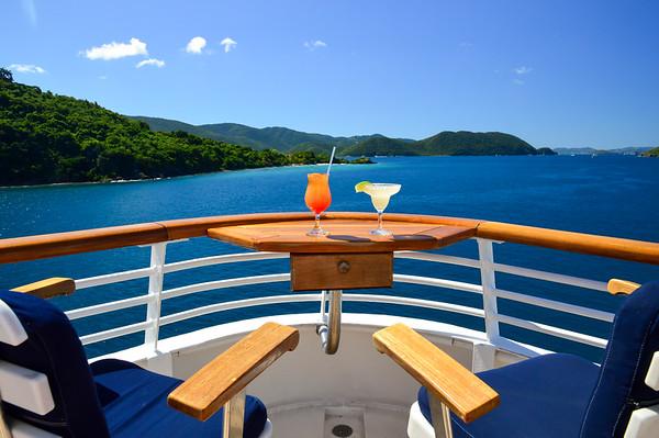Around the Yacht