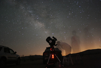 China Lake Astronomical Society Star Party July 20th, 2012