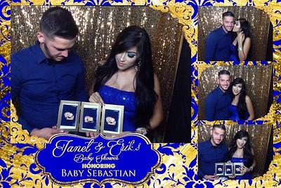 Janet & Erik's Babyshower Honoring Sebastian