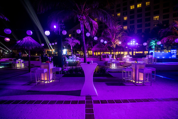 Ibero Star Cancun events