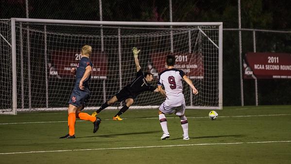 USC Men's Soccer 2015