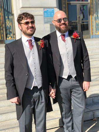 2018-10-9 Jeffrey & Matthew wedding