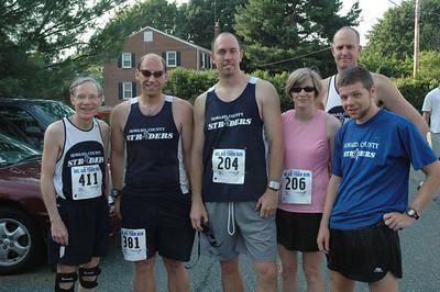 Striders At: Bel Air Town Run