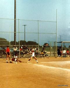1982 Summer Baseball League - Carla
