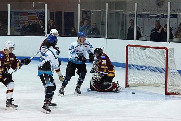 Solway Sharks V's Whitley Warriors 23-03-13
