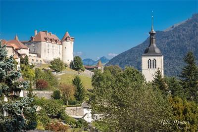 Montreux - Rochers de Naye