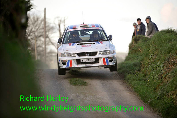West Cork Rally 2012