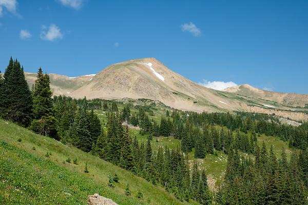Hiking Butler Gulch 8-17
