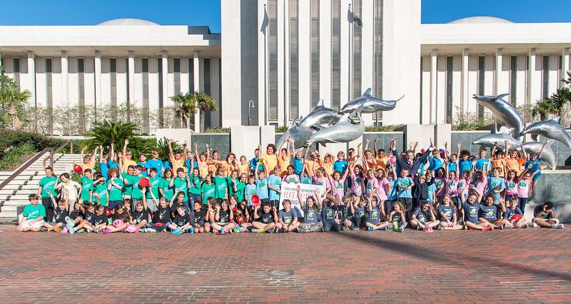 Patronis Elementary School | Capitol Visit | 10-13-2017