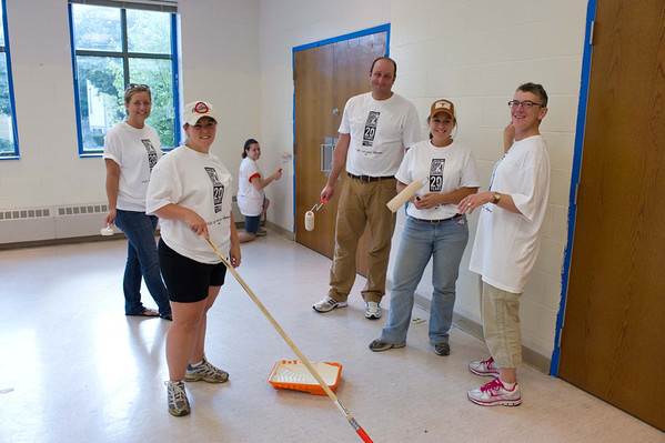 8/15/12 United Way Day of Caring