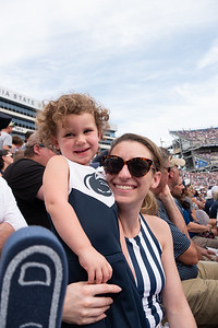 penn state vs idaho labor day weekend - 8/31/19