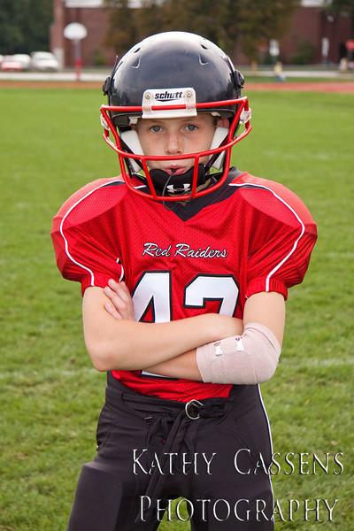 2011 Red Raiders Junior Pee Wee