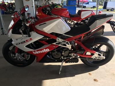 Ducati Track Day Morgan Park Raceway Oct 2017