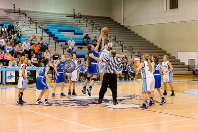JCHS JV/Var Girls Basketball 2015-16