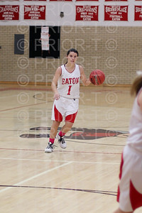 2/3/15 Eaton C Team Girls Basketball vs Valley
