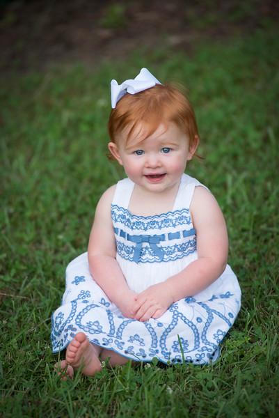 Avery Grace 1 Year