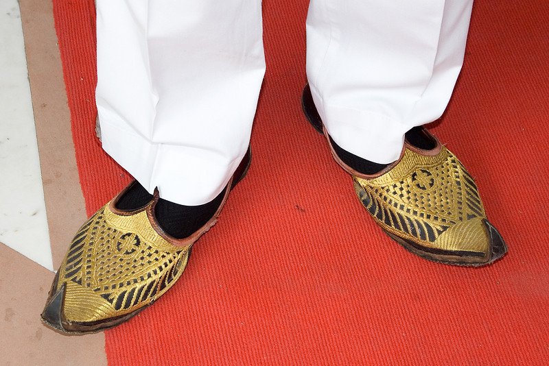 Sheraton Doorman's Shoes.jpg