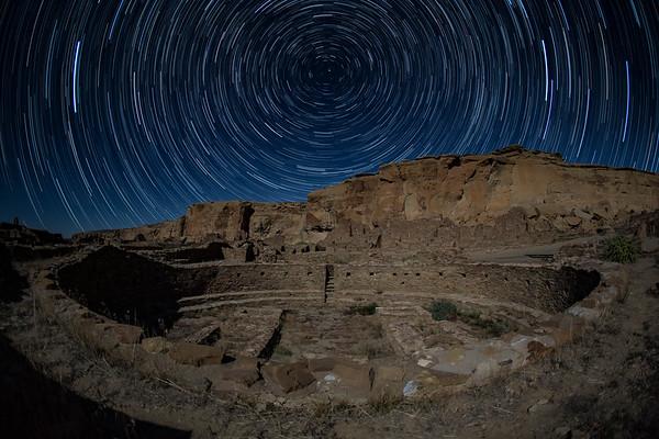 CHCU Star Trails